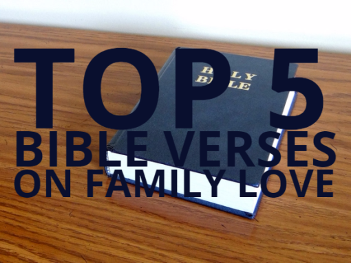 Top 5 Bible verses-family