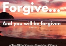 11 Top Bible verses-forgiving others