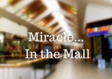 Miracle in the mall