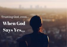When God says Yes