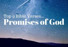 Top 9 BIble Verses-Promises of God
