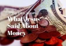 out Money-7 top Bible verses
