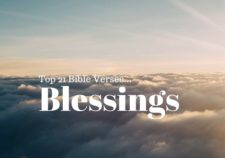 Top 21 Bible verses-Blessings