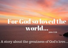 How great is God's love