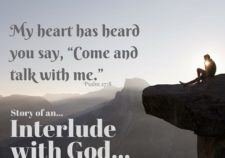 Interlude with God